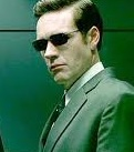 Agent Jones The Matrix