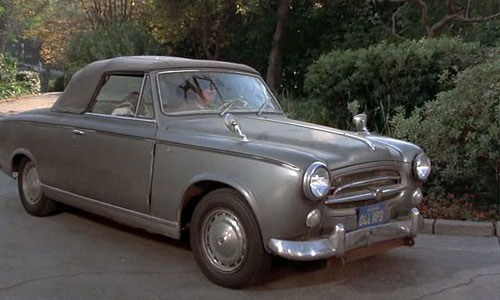 Columbo's car, via MSNautos